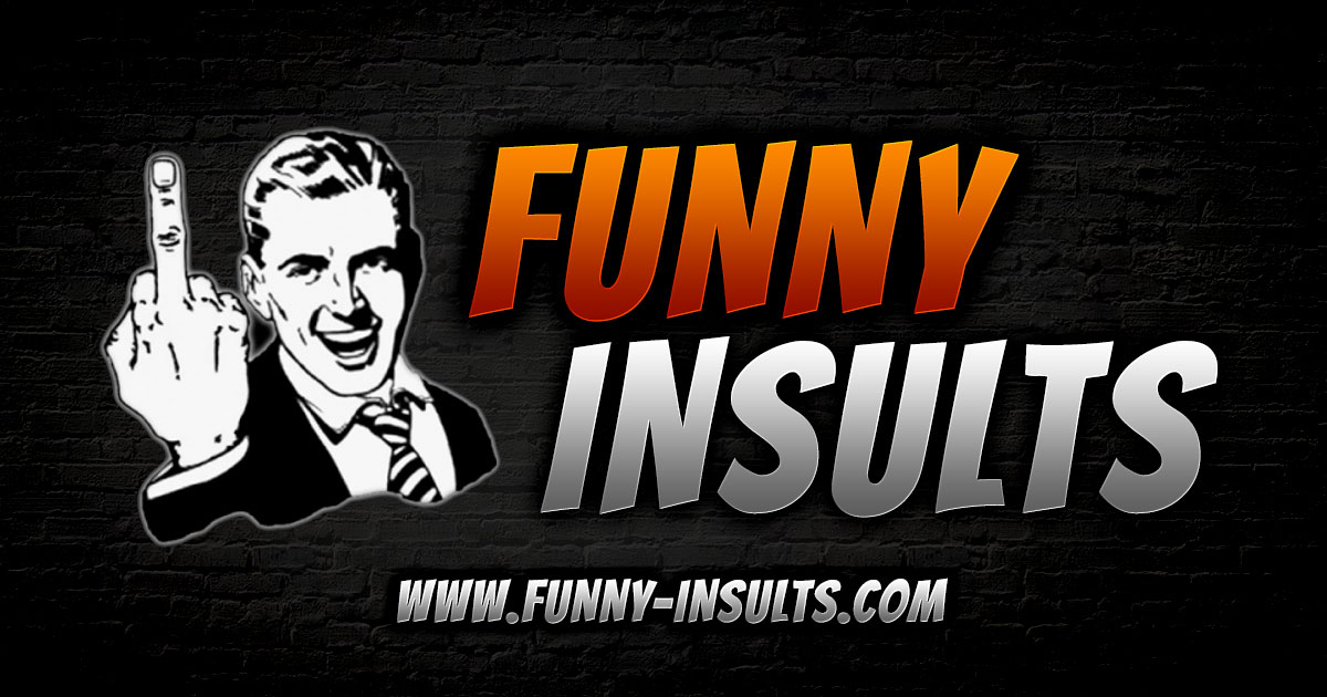 Funny Insults